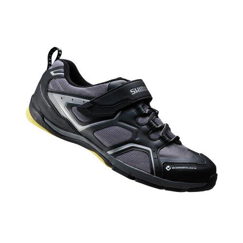 Shimano Sh-ct70 Trekking Vélo Chaussures Messieurs Gris / Noir