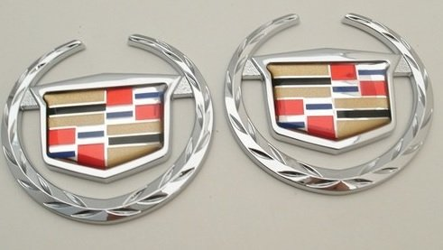 cadillac dts chrome accessories - 5