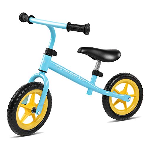 Bable Kids Balance Bike Lightweight Kids No-Pedal Balance Bicycle Gifts for Toddlers and Kids