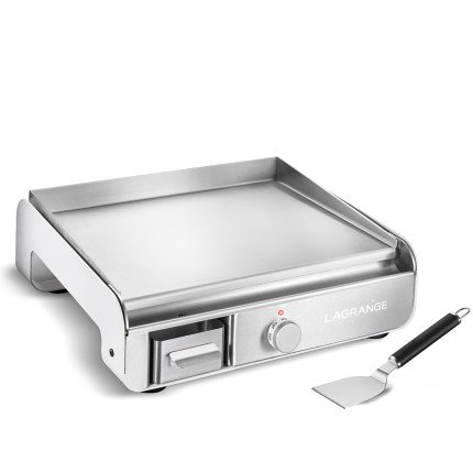Lagrange Plancha Pro Griddle , Stainless Steel