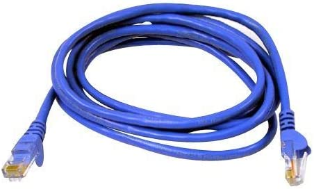 3FT CAT5E Blue Snagless Patch Cord Taa