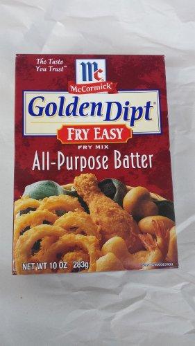 Golden Dipt Mix Fry Batter All Purpose Food Beverages