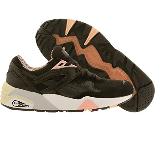 Puma R698 X Vashtie Men US 8 Black Sneakers UK 7 EU 40.5