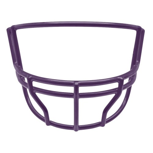 Schutt Sports OPO-XL Super Pro Carbon Steel Football Faceguard, Purple