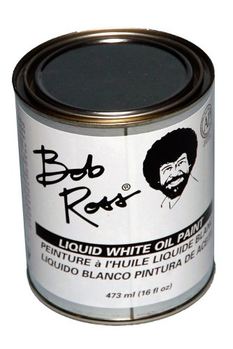 Bob Ross R6214 473 Ml Liquid White