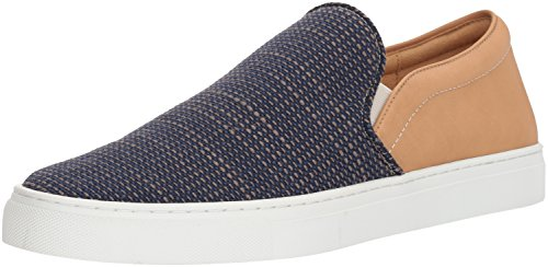 Donald J Pliner Menns Albin Sneaker Navy