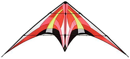 Prism Zephyr Dual-line Stunt Kite, Inferno by Prism