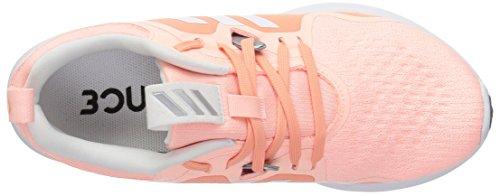 adidas Women's EdgeBounce Running Shoe Clear Orange/White/Copper Metallic 5 M US by adidas (Image #7)