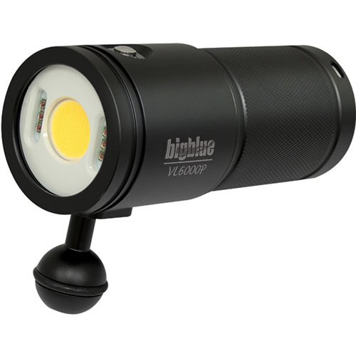BigBlue VL6000P, 6000 Lumens LED Video Light by BigBlue