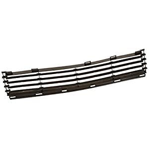 oe replacement toyota prius front bumper grille partslink number to1036112 automotive. Black Bedroom Furniture Sets. Home Design Ideas