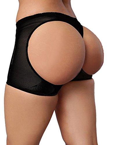 FUT Women's Sexy Butt Lift Panty Tummy Control Trimmer Shapewear Body Shaper