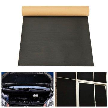 Car Modifications Sound U0026 Heat Insulation Cotton   50cmx100cm Sound Proofing  Deadening Anti Noise Insulation