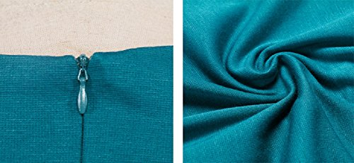 Etui Trendy Damen Kleid X Grün C qtUp5c