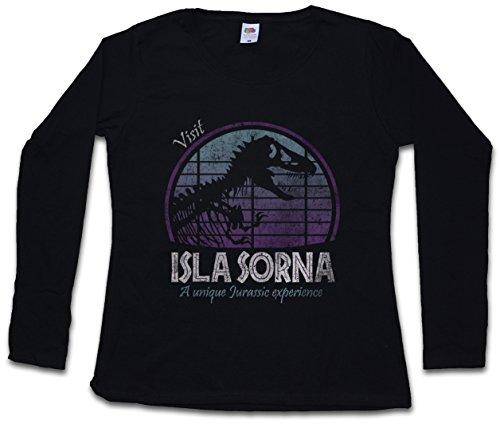 De 2xl Manga Xs shirt T Larga– Isla Woman – Mujer Tamaños Sorna Visit xqSa7wYv