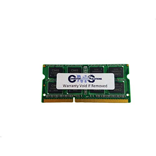 8Gb (1X8Gb) CMS Ram Memory Compatible with Compaq Presario Cq58-Bf9Wm Laptop/Notebook By CMS Brand A11