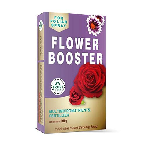 Trust Basket Flower Booster, 500g (Multicolour) - Buy Online