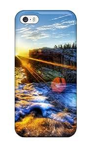 Perfect Fit MrCnLdx270dlKdZ Glacier National Park Case For Iphone - 5/5s