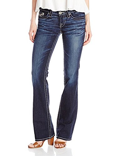 Big Star Women's Liv Jeans Low Rise Boot Melrose (Big Star Boot)