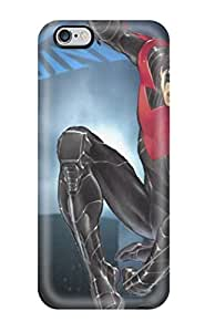 Hot VMYSwkZ7253gnbgg Case Cover Protector For Iphone 6 Plus- Nightwing