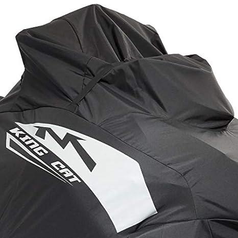 8639-026 Arctic Cat King Cat Premium Snowmobile Cover Black 2012-2019 M XF-HC