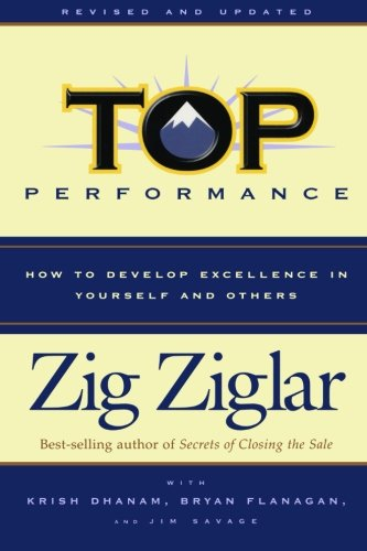 Top Performance Develop Excellence Yourself product image