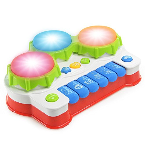 amosting-kids-electronic-keyboard-kids-piano-toy-keyboard-play-drum-baby-musical-instrument-educatio