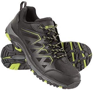 Mountain Warehouse Zapatillas Inca antidesgarros e Impermeables para Hombre - Duraderas, Suela Exterior de Goma, Plantilla EVA, Protector en talón y Dedos - Senderismo: Amazon.es: Zapatos y complementos