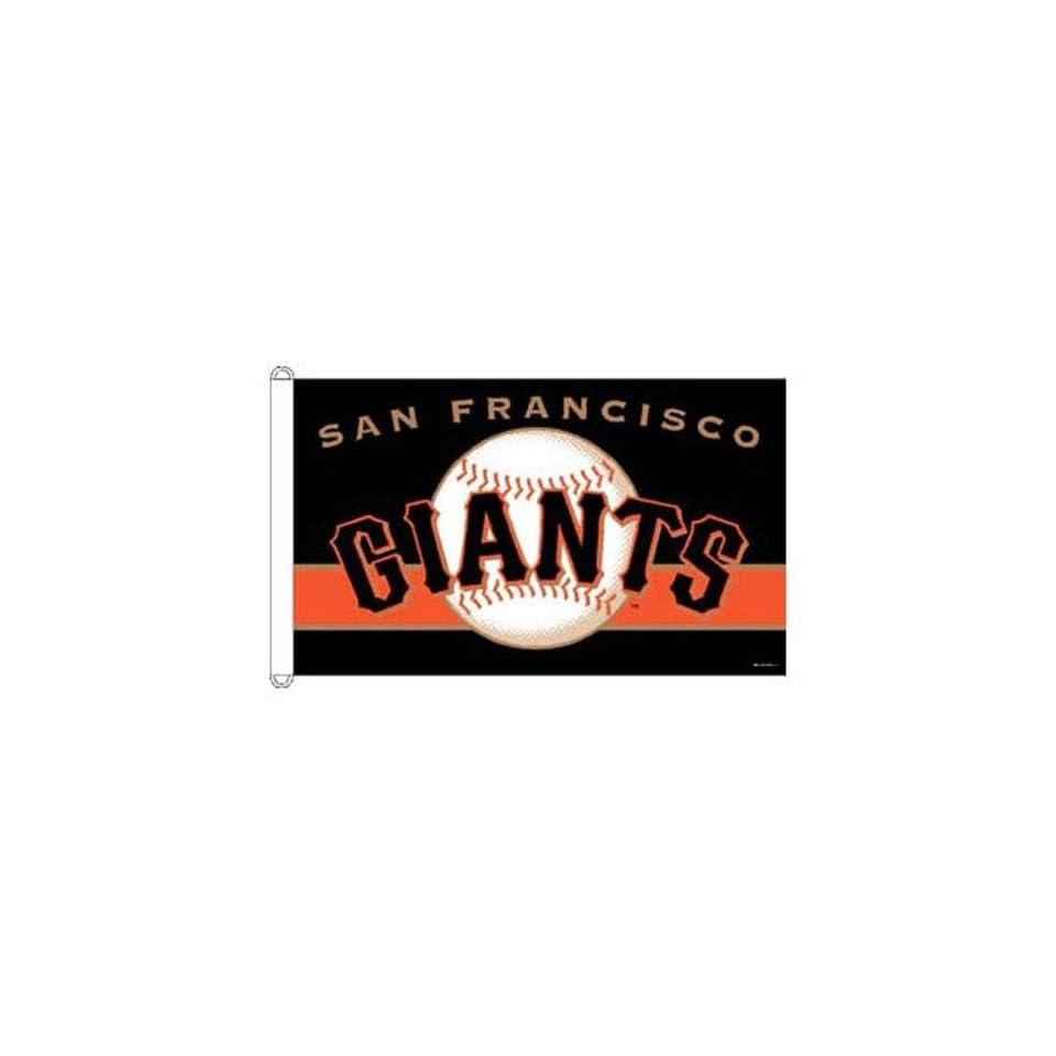 San Francisco Giants MLB 3x5 Banner Flag (36x60)