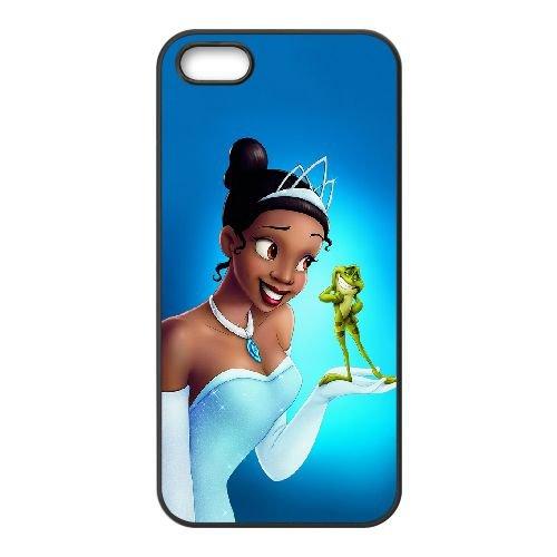 Princesse et la Grenouille RO29RL3 coque iPhone 5 5s téléphone cellulaire cas coque H1CP7C3CH