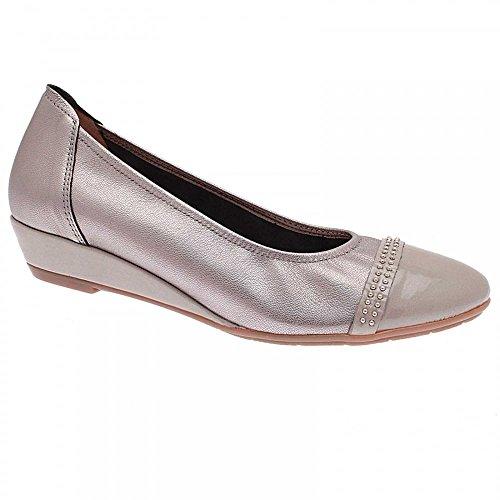 Sabrinas Ballet Kile Taupe Lav Pumper Rq4Rrax8w