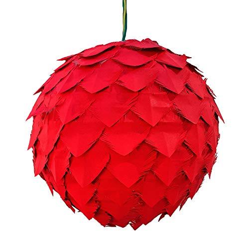 Designers Collection Diwali Kandil Paper Sky Lantern  Red