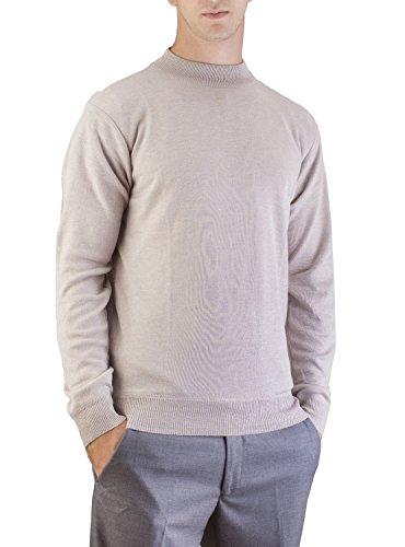 Men S Mock Neck Sweater Amazon Com