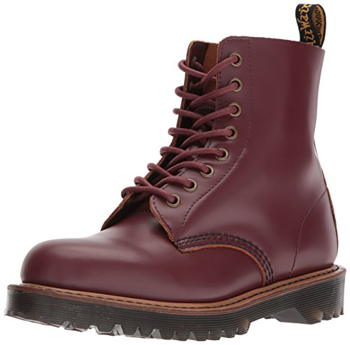 611 PASCAL winter 8 Split White Cascade Martens Oxblood 100 White FL hole 21 Dr boots fUpB7qS