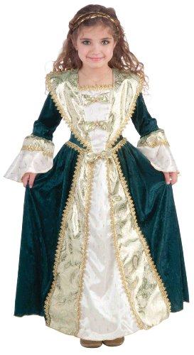 Forum Novelties Southern Belle Dress, Child's Small