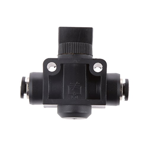 MagiDeal Pneumatic Connector Fittings Adapter
