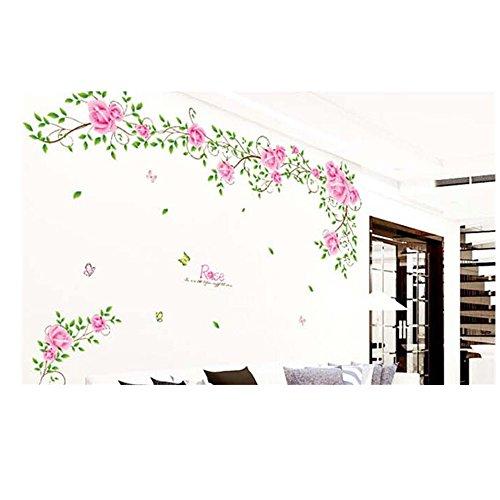 KAKA(TM) Wall Door Window Desk Sticker Vinyl Sticker Home Decoration Decor Paper Decals Removable Art For Kids Children