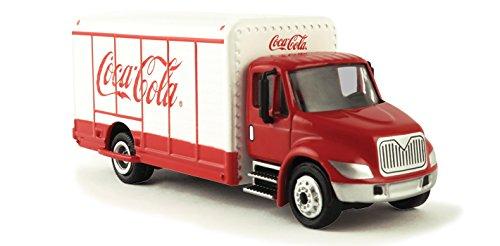 Coca Cola Toy Truck - 4