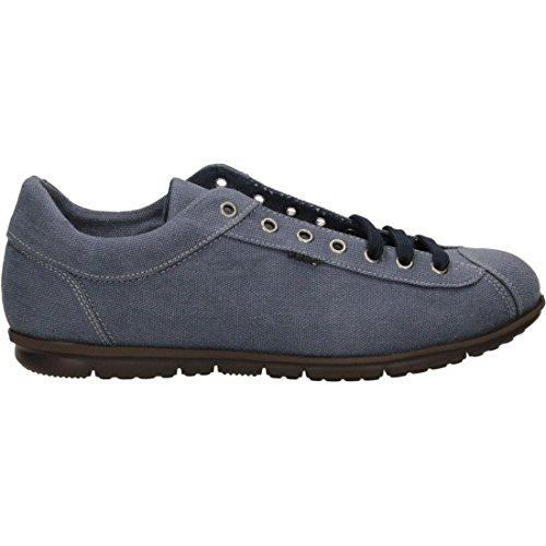 FRAU , Chaussures de ville à lacets pour homme bleu bleu marine
