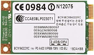 Bewinner 2.4G + 5G Tarjeta de Red Profesional PCI-E de Doble Banda ...