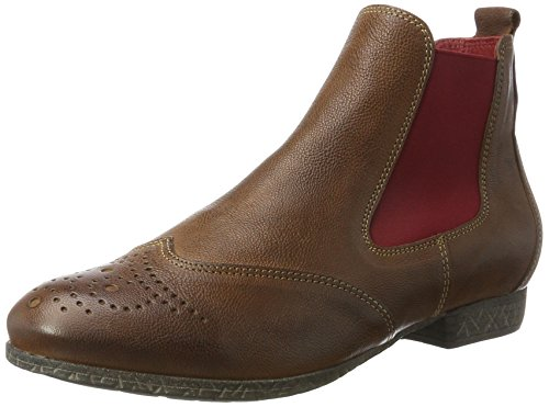 Boots Women's Think Black Kombi Espresso Ebbs 42 Chelsea Brown ptWSq