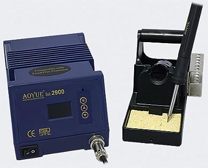 Aoyue Int2900 digital de 70 W estación de soldadura SMD soldador WQ-Serie