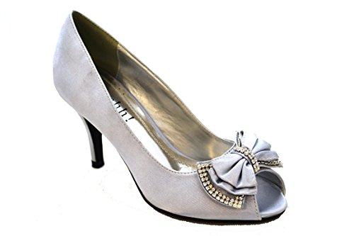 Poshh - Zapatos con tacón mujer