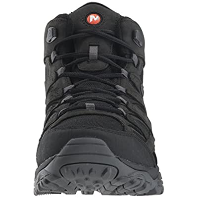 Merrell Men's Moab 2 Smooth Mid Waterproof Hiking Boot   Hiking Boots