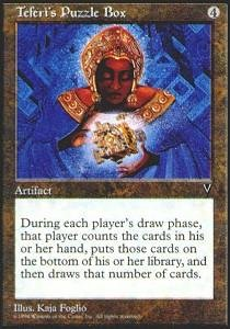 (Magic: the Gathering - Teferi's Puzzle Box - Visions)