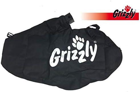 Grizzly Bolsa con soporte para/Soplador de hojas el 2800: Amazon.es: Jardín