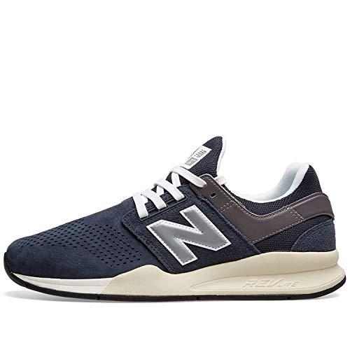 New Ms247hy Balance Sneakers 247 Bianco Blu Blu 43 Beige FcrFSWqgp