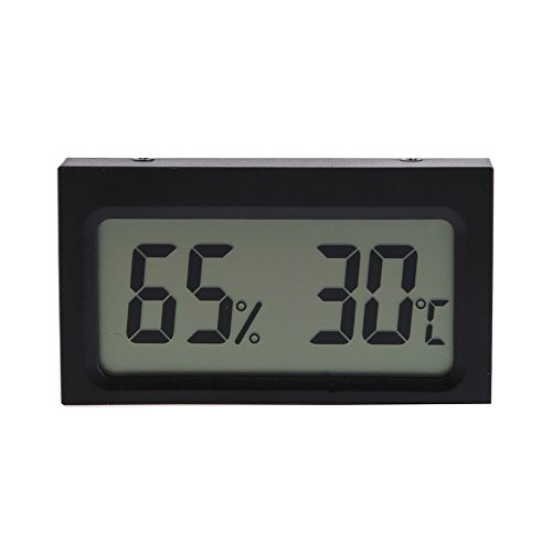 Price comparison product image Module,  Digital LCD Indoor Humidity Temperature Meter Thermometer Hygrometer