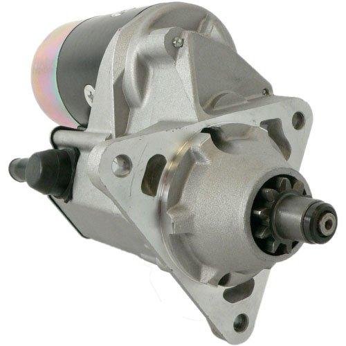 Combine Diesel Starter for Agco Allis 880 860 /Allis Chalmers 433 649 705D 706D 708D 433 Gleaner F F2 F3 G K2 L L2 M M2 /270324 273901/70270324 70273901/1109255 - DB Electrical SND0045