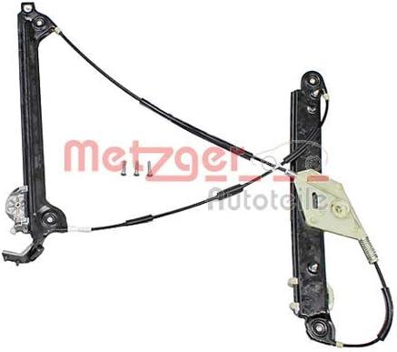Left Front Window Regulator METZGER Fits BMW E81 E82 E88 06-13 51337165595