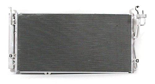 A-C Condenser - Pacific Best Inc For/Fit 3345 04-09 Kia Amanti